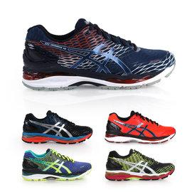 ASICS GEL-NIMBUS 18男慢跑鞋(免運 路跑 健身 亞瑟士【02015462】≡排汗專家≡