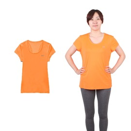 UA UNDER ARMOUR HG FlyWeight女圓領短袖T恤(免運 運動 休閒【03312173】≡排汗專家≡