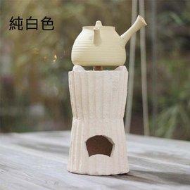 5Cgo ~ 七天交貨~526577764513 茶道炭爐工夫茶爐 白泥爐炭爐純 制煮茶爐