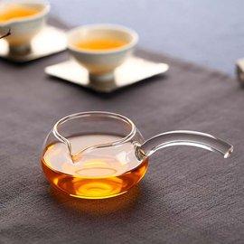5Cgo ~ 七天交貨~520270736184 茶道公道杯玻璃功夫茶具加厚分茶器日式小茶