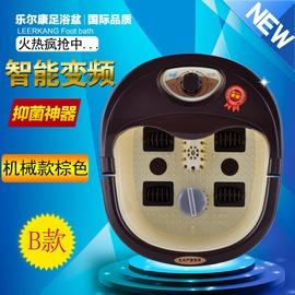 奇酷3C全自動按摩足浴盆電動加熱泡腳盆腳動按摩器足療機深桶泡腳器