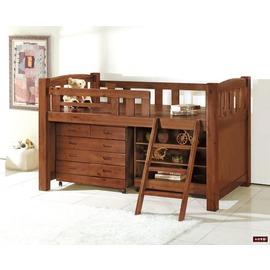 ~台北家福~^(FP192~3^)愛麗絲923型柚木收納 床傢俱