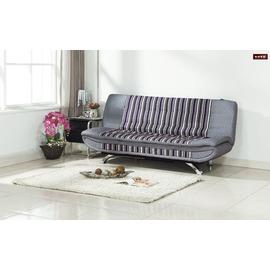~台北家福~^(FP354~1^)希提條紋沙發床傢俱