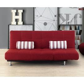 ~台北家福~ FP354~5 喬格雙向紅色沙發床傢俱