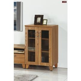 ~台北家福~^(FP401~3^)肯尼原木色電雙門櫃傢俱