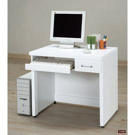 ~台北家福~^(FP631~3^)純白2.6尺電腦桌傢俱