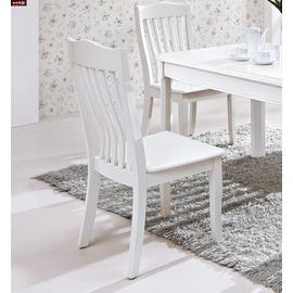~台北家福~^(FP730~4^)607白色餐椅傢俱