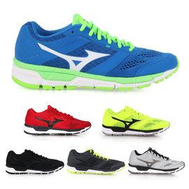 MIZUNO  SYNCHRO MX 男慢跑鞋(免運 路跑 健身 美津濃【02015378】≡排汗專家≡