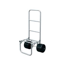 ◎百有釣具◎日本品牌 PROX PX887 超大直徑19cm輪子 防波堤/沙地用 摺疊式拉車 負重約30kg