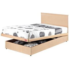 ~JC115~1~白橡3.5尺床頭片^(木心板^)