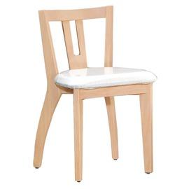 ~JC148~3~森活白橡鏡台椅