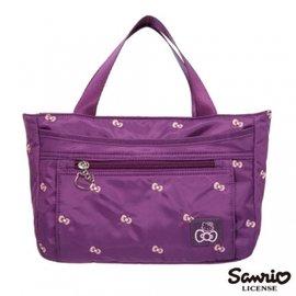 ~BTU x Kitty~Hello Kitty逸緻之旅袋中袋~紫色 KT00B14PL