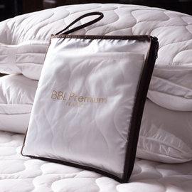 BBL 枕頭100^%棉.平面式保潔墊