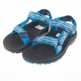 TEVA  HURRICANE 2 中童涼鞋-藍-110210CMWSB