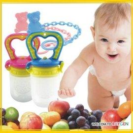 用品 寶寶咬嚼樂奶嘴鏈超值四件組 輔食器【HH婦幼館】