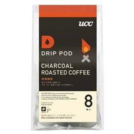 UCC DRIP~POD 炭燒咖啡膠囊7g^~8p