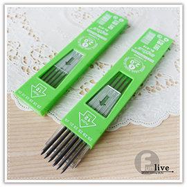 【Q禮品】B2890 2.0mm自動鉛筆筆芯-12入/2B鉛筆/免削鉛筆/工程筆/粗筆芯/製圖鉛筆/考試 試卷/繪圖/素描