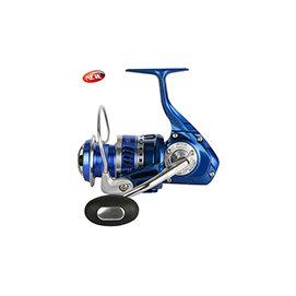 ◎百有釣具◎OKUMA AZORES 阿諾8000 台灣特仕版海水專用紡車式捲線器~更堅固更耐用設計