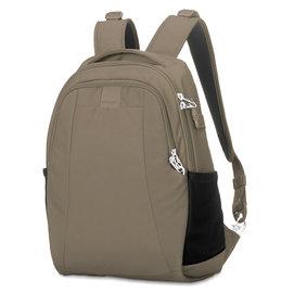 【澳洲 Pacsafe】Metrosafe LS350 15L 防盜雙肩背包.RFIDsafe防盜設計.平板及13吋筆電背包.登山建行背包.旅遊休閒背包