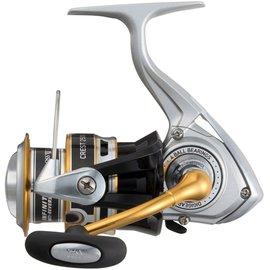 ◎百有釣具◎DAIWA CREST 紡車式捲線器 規格:2506H-DH(032810) 雙手把 ~ 4+1培林超值款