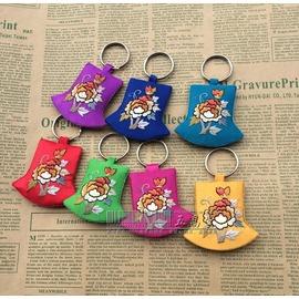 蘇州特產刺繡 蘇繡成品鑰匙扣蘇州刺繡特產出國 汽車鑰匙扣