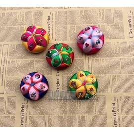 蘇繡成品套件材料 蘇繡DIY工具 蘇州刺繡  刺繡插針包