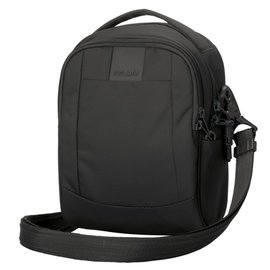 【澳洲 Pacsafe】Metrosafe LS100 3L 防盜單肩包.RFIDsafe防盜設計.防盜防搶貼身隨身包.側背包.旅遊休閒背包