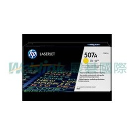 HP 惠普  CE402A ^(507A^) 黃色 LaserJet 碳粉匣 含稅