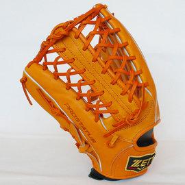 ^~阿豆物流^~   製 ZETT PROSTATUS 軟式 階 反手 外野手套 棒球手套