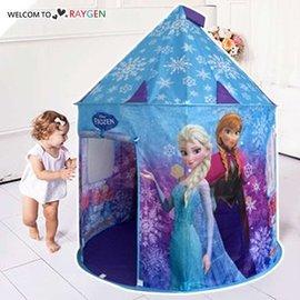 玩具 正品冰雪奇緣室內遊戲屋 帳篷 遊戲毯【HH婦幼館】