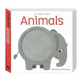 WW006 3D LOOK THRU~Animals