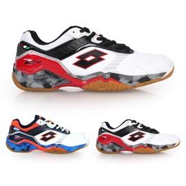LOTTO 男羽球鞋 (運動 防滑 排球【02015397】≡排汗專家≡