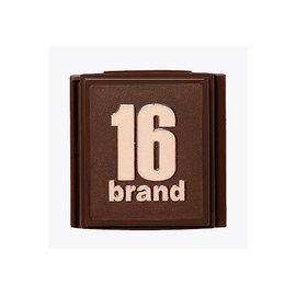 ~天GO愛漂亮~16 brand 巧克力磚眼影~SP03~米色~