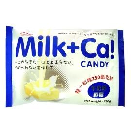 ~ 零食~上友牛奶鈣軟糖250G