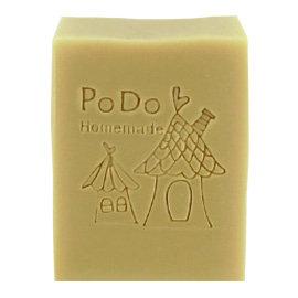 ~PoDo波朵~可可蜂蜜潤膚皂~ 護膚 皂 防護乾燥肌膚 冷製