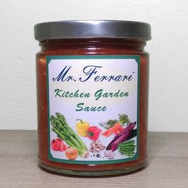 ~Mr. Ferrari ~時蔬番茄義大利麵醬 Kitchen Garden Sauce