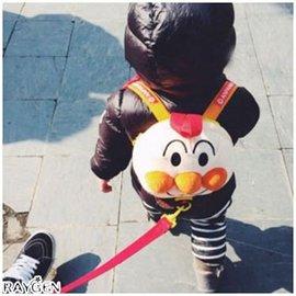 防走失包 防走失繩 麵包超人 兒童 幼兒背包 兒童雙肩包 書包 【HH婦幼館】