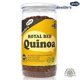 ~Denille's Picks~皇家奇瓦紅藜麥QUINOA1瓶 ^(500公克^)