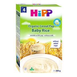 聰明媽咪~Hipp喜寶有機寶寶免敏米精200g