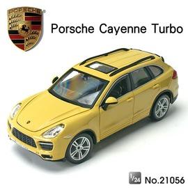 ~Amuzinc酷比樂~ 合金車 1 24 保時捷Porsche Cayenne Turb