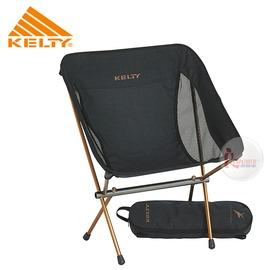 探險家戶外用品㊣61510416HBK 美國KELTY VERSANT系列 (黑)超輕鋁合金摺疊低背椅 折疊月亮椅 摺疊椅 休閒椅 折疊椅 折合椅