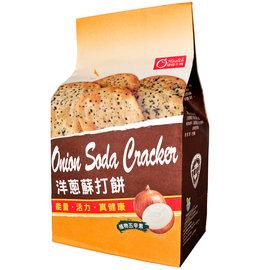 ~康健生機~洋蔥蘇打餅 ^(24g^~10包 袋^) 經濟 6包組