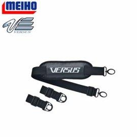 ◎百有釣具◎日本明邦 MEIHO 路亞箱 工具箱背帶 VS-8050/VS-3080/VS-3078適用