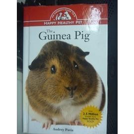 ~書寶 書T6╱科學_HCN~Guinea Pig_Audrey Pavia