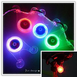 【Q禮品】B2913 掛繩LED青蛙燈/營繩燈/警示燈/尾燈/車燈/露營燈/帳篷燈/LED燈/腳踏車燈/自行車燈
