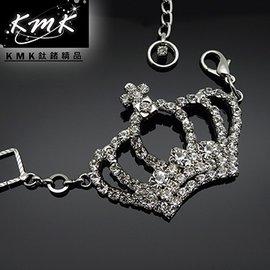 穿搭小 KMK鈦鍺 ~皇冠與宴會~服裝配飾腰鍊、項鍊