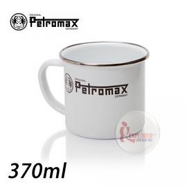 探險家戶外用品㊣PX-MUG-W 德國 Petromax 琺瑯杯370ml (白) 咖啡杯 喝水杯 紅茶杯 露營 野炊 廚具 餐具
