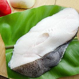 ~馬姐漁舖~格陵蘭厚切鱈魚片 ^(220g±10^%^)^(單面肚^)