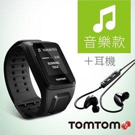 第一支內建藍牙MP3 錶TomTom SPARK音樂健身 錶^(含藍牙耳機^)