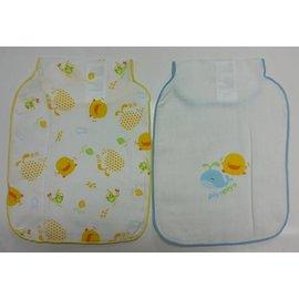 黃色小鴨 紗布吸汗背巾(2入) GT-81147